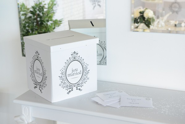 "Geldgeschenk-Box ""Just Married"""