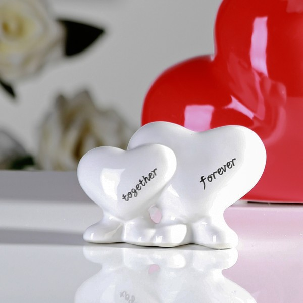 "Figur ""Heart Couple"""