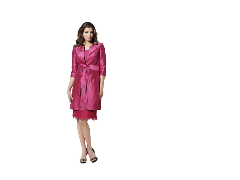 Outfit Brautmutter Lilly Pink
